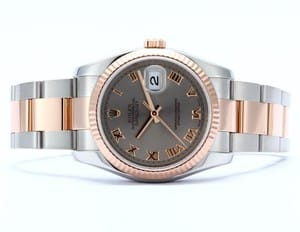 Rose Gold Rolex Datejust 116231