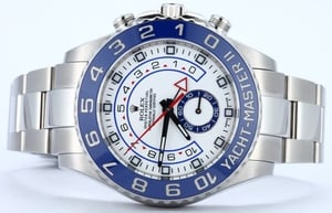 Rolex Yachtmaster 2 Stainless Steel
