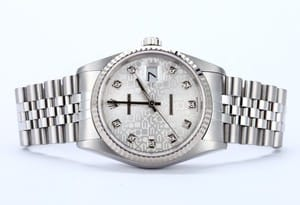 Rolex Diamond Datejust 16234