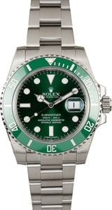 Submariner 116610V Anniversary