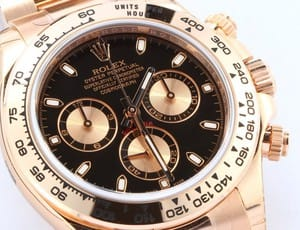 Rose Gold Daytona 116505