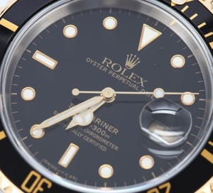 Rolex Submariner Steel & 18K Gold 16613T