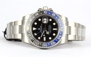 Rolex GMT-Master Batman 116710 Blue