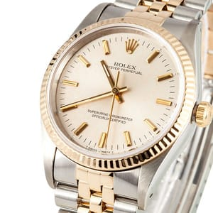Rolex Oyster Two Tone 14233