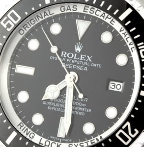 Rolex Pre-owned Men's Sea Dweller Deepsea 116660