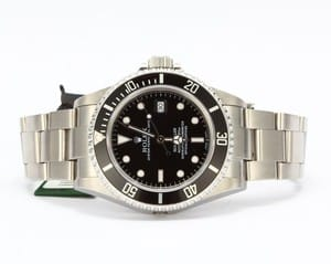 Mens Rolex Sea-Dweller Model 16600 Pre owned