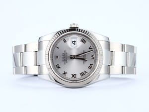 Men's Rolex Oyster Perpetual DateJust Steel 116234 1
