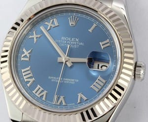 Rolex Steel DateJust II 41MM 116334