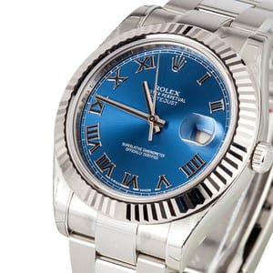 Rolex DateJust II 116334 - Factory Stickers