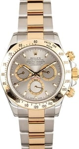 Rolex Men's Daytona Two Tone 116523GYSO