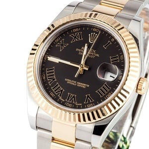 Rolex DateJust 41mm Roman Dial 116333