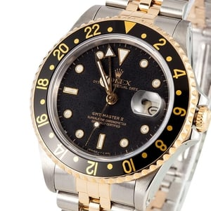 Rolex GMT Master ii 16713 Two Tone