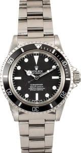 Vintage Rolex Submariner 5512 x