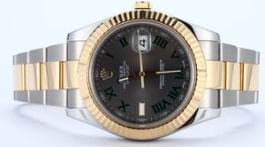Two Tone Datejust 116333 41mm