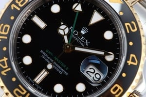 New Model Rolex GMT Master II 116713 Ceramic