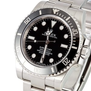 Rolex 114060 No Date Submariner