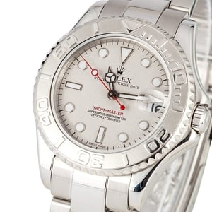 Rolex YachtMaster Mid Size 168622