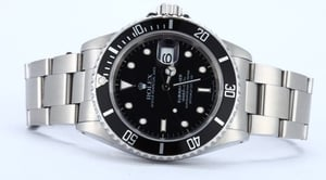 Rolex Submariner 16610 Certified Pre-Owned