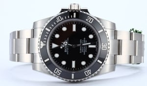 New Rolex Submariner 114060
