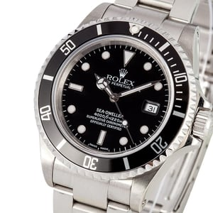 Used Men's Rolex Sea-Dweller 16600