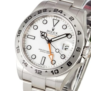 Rolex Unworn Explorer II w/ Stickers 216570