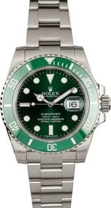 Rolex Hulk Submariner 116610