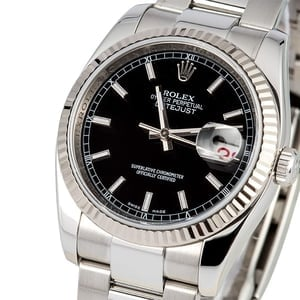 Rolex Datejust Stainless Steel 116234