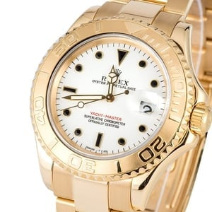 Yacht-Master 16628 Yellow Gold