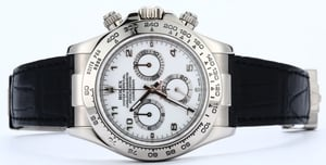 Rolex Daytona 116519 White Gold