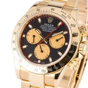 Rolex Daytona 116528 Yellow Gold