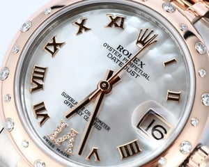 Rolex Mid-size Datejust 178341 Rose Gold