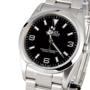 Rolex Explorer I 114270 Stainless Steel