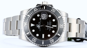 Rolex Submariner Ceramic 116610 Unworn