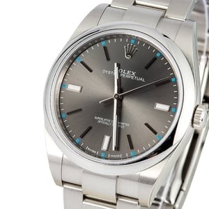 Rolex Oyster Perpetual 114300 Certified Pre-Owned MISTAKE