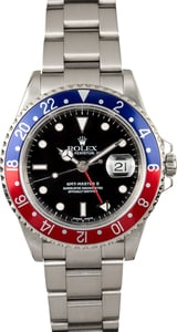 Rolex Pepsi GMT-Master II Reference 16710