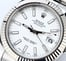 Rolex Datejust II 116334 41MM White Index