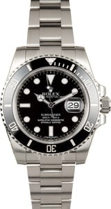 Rolex Ceramic Submariner 116610 Factory Stickers