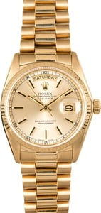 Rolex President Gold Day-Date 18038