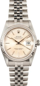 TT Men's Rolex Oyster Perpetual DateJust Steel 16234