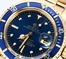 Rolex Vintage Submariner 1680 Yellow Gold