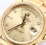 Rolex President Bark Finish 18078 Diamond Dial