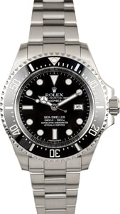 Rolex Deepsea 116660 Stainless 44MM