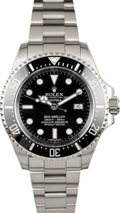 Rolex Deepsea 116660 Steel Watch