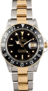 Rolex GMT-Master II 16753 Two-Tone Oyster