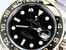Rolex GMT Master 2 Steel and Gold 116713 Black