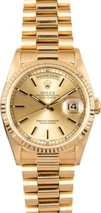 Rolex Day-Date 18238 Yellow 18K