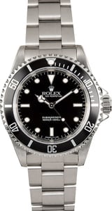 Rolex Submariner 14060 No Date, Pre Owned
