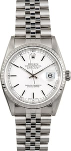 Rolex Men's Datejust 16220