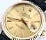 Rolex Datejust 16233 Leather Band