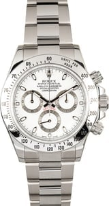 Rolex Daytona 116520 Superlative Chronometer